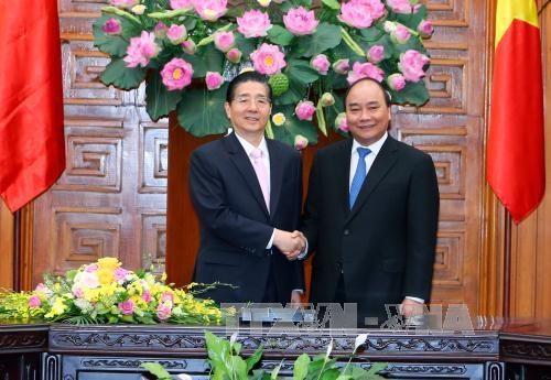 Vietnam et Chine poursuivent leur cooperation efficace dans la securite publique hinh anh 1