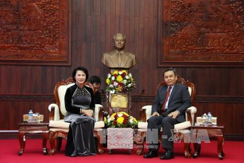 Le Vietnam estime le role du front dans le systeme politique et la vie sociale hinh anh 1
