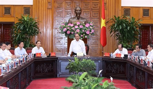 Economie : le PM incite Thanh Hoa a elaborer des solutions adaptees hinh anh 1