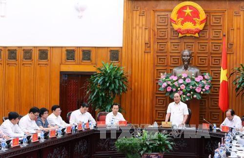 Faire de Quang Nam un modele de developpement rapide, durable et integral hinh anh 1