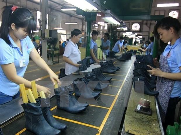 L'UE reinstitue un droit antidumping sur certaines chaussures en cuir hinh anh 1