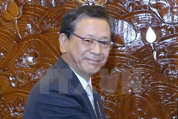 Renforcement de la cooperation et de l'amitie entre le Vietnam et le Japon hinh anh 1
