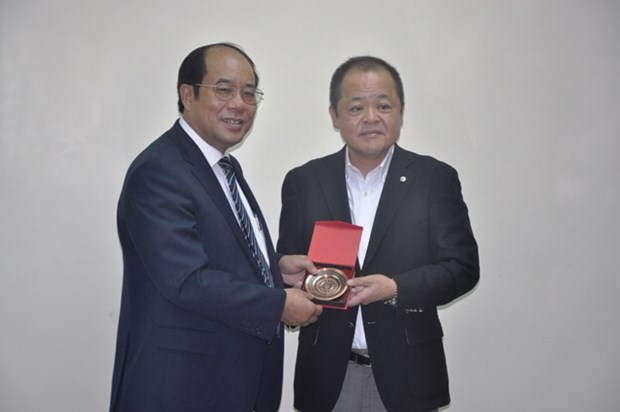 Syndicalisme: Vietnam et Japon intensifient leur cooperation hinh anh 1