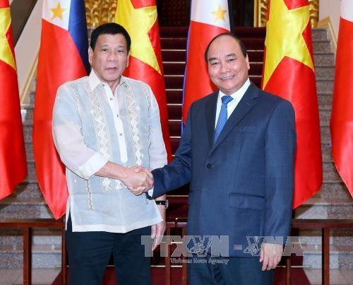 Approfondissement du Partenariat strategique Vietnam-Philippines hinh anh 1