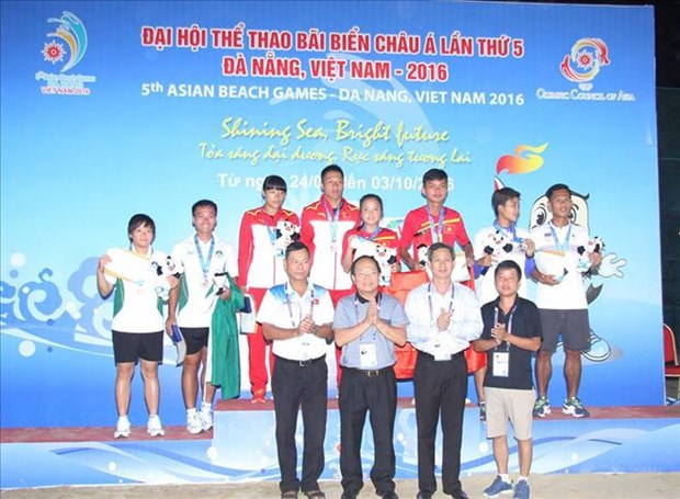 ABG5 : le Vietnam toujours en tete apres la quatrieme journee hinh anh 1