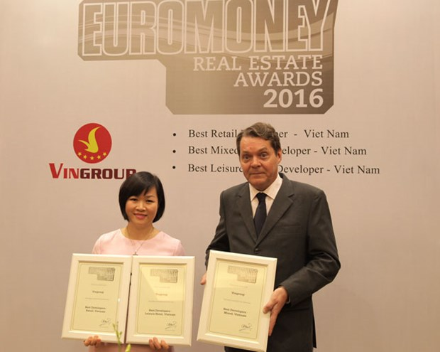 Vingroup honore par Euromoney hinh anh 1