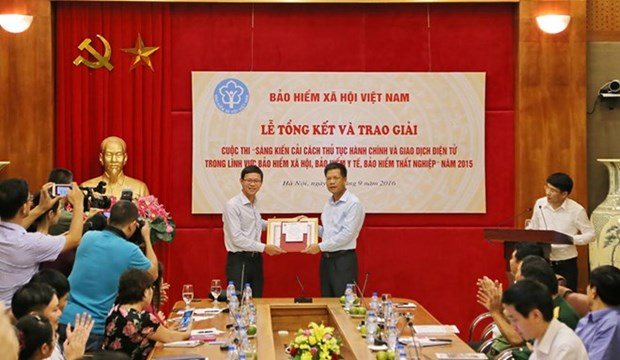 Initiatives pour la reforme administrative de la securite sociale hinh anh 1