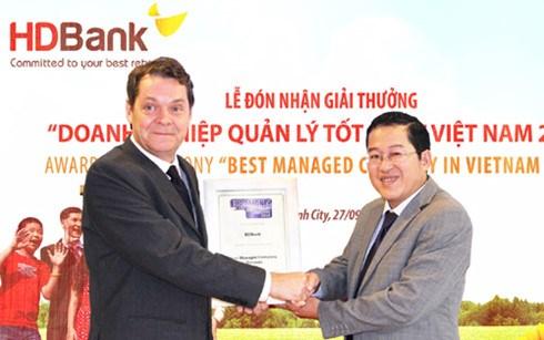 La HDBank distinguee par Euromoney hinh anh 1