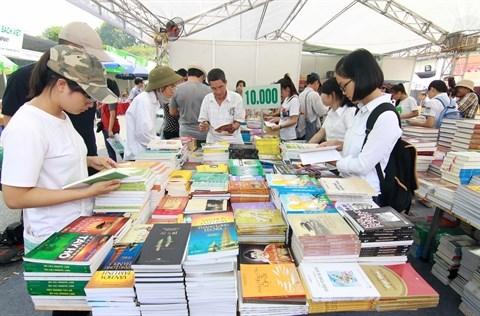 Hanoi ambitionne de devenir la «Capitale mondiale du livre» hinh anh 1