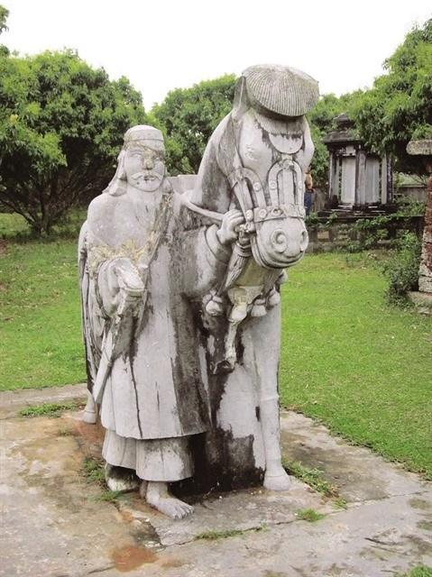 Le mystere des tombeaux de mandarins a Bac Giang dans le Nord hinh anh 3