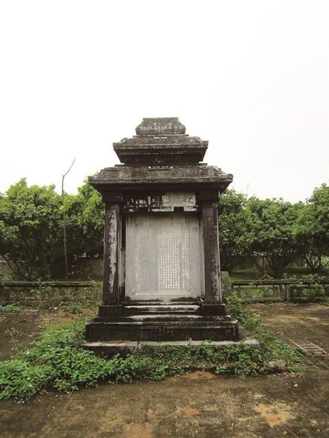 Le mystere des tombeaux de mandarins a Bac Giang dans le Nord hinh anh 2