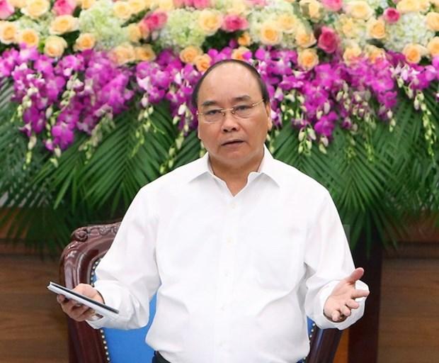 Objectif : croissance economique de 6,3-6,5% en 2016 (Premier ministre) hinh anh 1