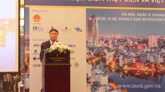 Suede et Vietnam partagent des experiences pour edifier une societe durable hinh anh 1