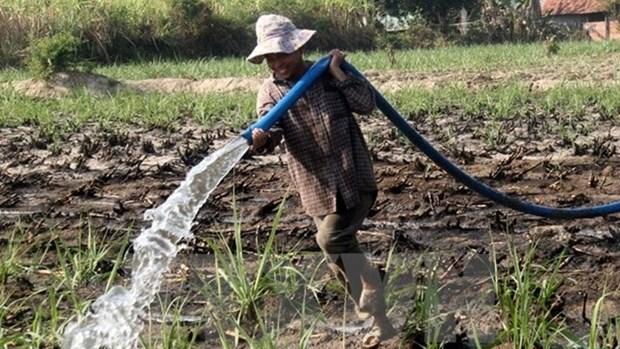 Seminaire sur l'amelioration de la gestion de l'eau hinh anh 1