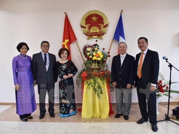 Ouverture du consulat honoraire du Vietnam en Nouvelle-Caledonie hinh anh 1