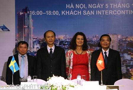 Partage d'experiences Vietnam-Suede en matiere d'innovation hinh anh 1