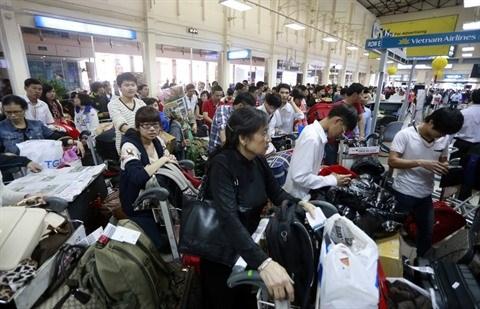 Mesures susceptibles de reduire les surcharges des aeroports hinh anh 2