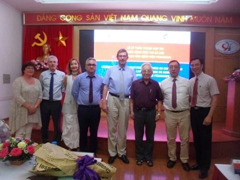Des hopitaux francais et vietnamiens unis pour la sante hinh anh 1