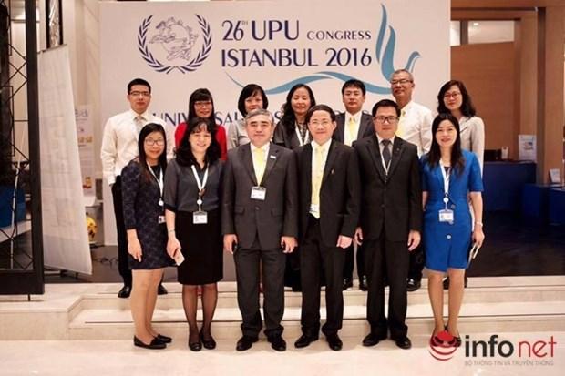 Le Vietnam elu au Conseil administratif de l'UPU hinh anh 1
