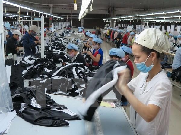 Binh Duong : plus de 3,4 milliard de dollars d'excedent commercial hinh anh 1