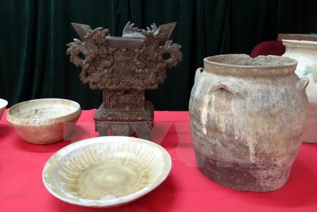Ouverture d'une exposition de tresors archeologiques du Vietnam en Allemagne hinh anh 1