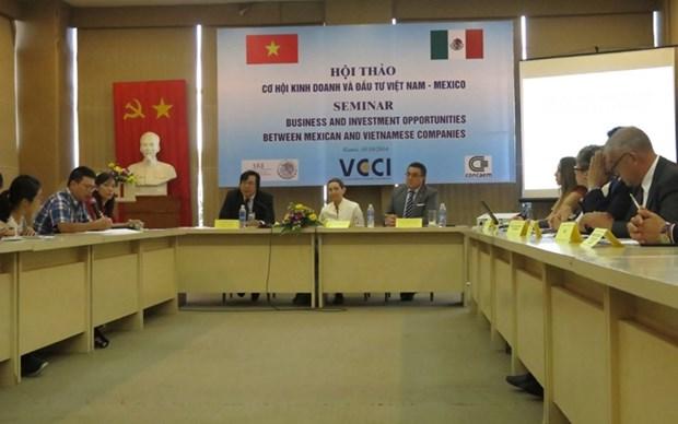 Les opportunites d'investissement et de commerce Vietnam-Mexique a l'etude hinh anh 1