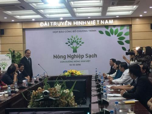 Promouvoir le programme «L'Agriculture propre» hinh anh 1