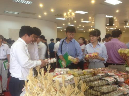 Semaine de l'identification des produits agricoles et alimentaires surs vietnamiens hinh anh 1