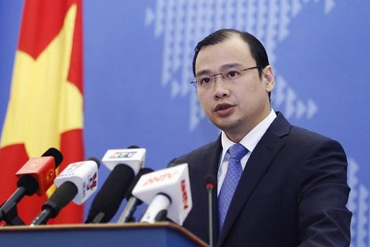 Le Vietnam exhorte les pays a respecter les reglements de l'AIEA hinh anh 1