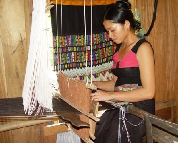 La galerie des caracteristiques culturelles de l'ethnie Thai a Thanh Hoa hinh anh 1
