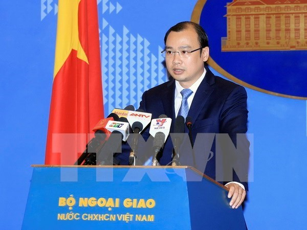 Le Vietnam s'efforce de proteger ses ressortissants a l'etranger hinh anh 1