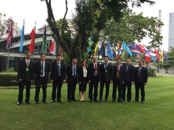 Le Vietnam a la conference regionale de l'OMS aux Philippines hinh anh 1