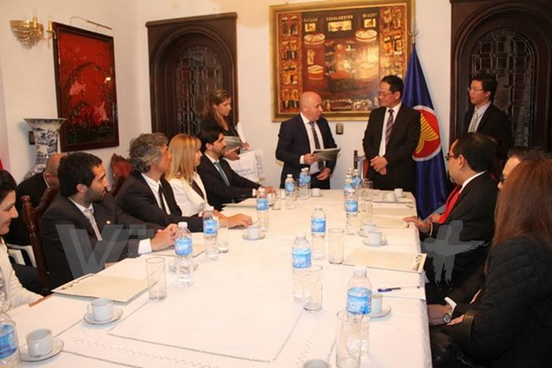 L'ASEAN renforce la cooperation avec l'Argentine hinh anh 1