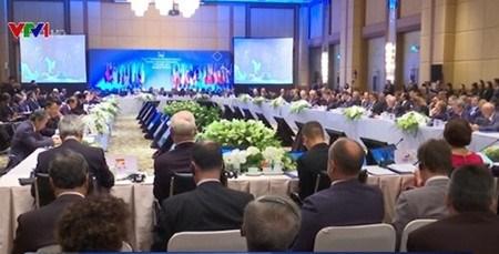Le Vietnam veut porter les relations ASEAN-UE a un niveau strategique hinh anh 1