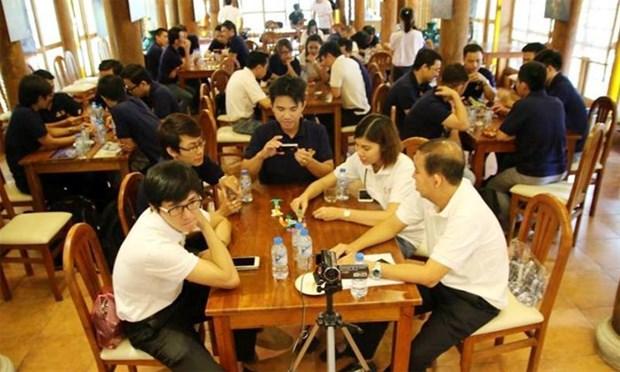 Ho Chi Minh-Ville soutient a hauteur de 2 mds de dongs chaque projet de start-up hinh anh 1