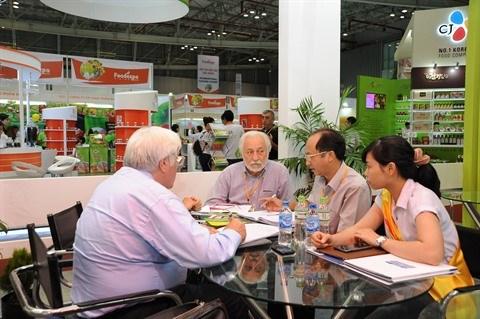 L'Italie, pays d'honneur au Vietnam Foodexpo 2016 hinh anh 1