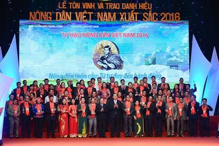 Les agriculteurs vietnamiens 2.0 sur le devant de la scene hinh anh 1