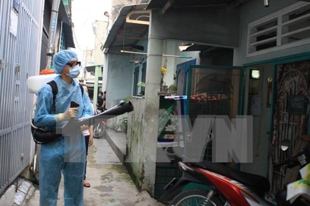 Deux nouveaux cas de Zika decouverts a Ho Chi Minh-Ville hinh anh 1