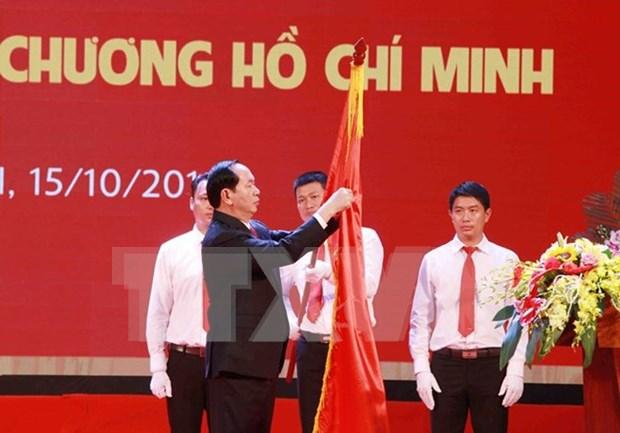 L'Academie des sciences et technologies du Vietnam souffre ses 60 bougies hinh anh 1