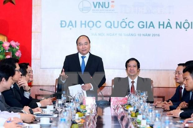 L'UNH appelee a etre pionniere dans l'edification de la nation de start-up hinh anh 1