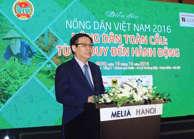 Les agriculteurs invites a accelerer les applications des progres scientifico-technologiques hinh anh 1