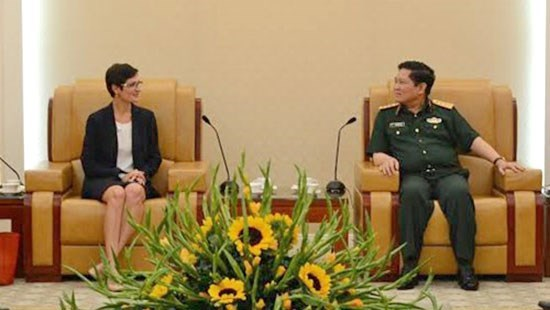 7e dialogue sur la politique de defense Vietnam - Etats-Unis hinh anh 1