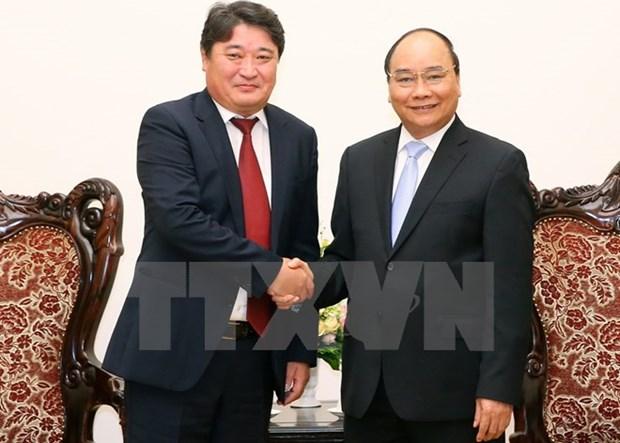 Renforcement de la cooperation au commerce Vietnam-Mongolie hinh anh 1