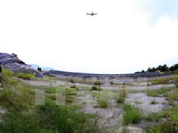 Dioxine: desintoxication de l'aeroport de Da Nang hinh anh 1