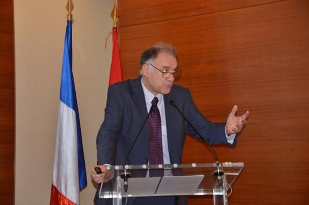 Le Vietnam et la France promeuvent le commerce et l'investissement hinh anh 1