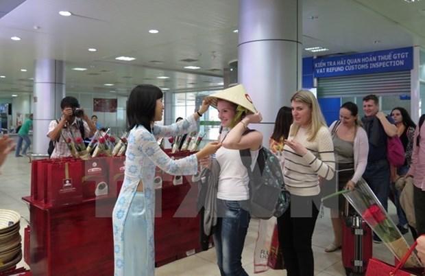 La Russie lance des vols charters vers Cam Ranh hinh anh 1