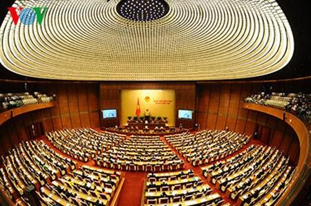 2e session de la XIVe legislature de l'AN : plusieurs questions importantes en debat hinh anh 1