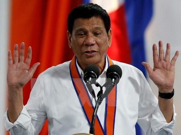 Les Philippines maintiennent leur alliance avec les Etats-Unis hinh anh 1