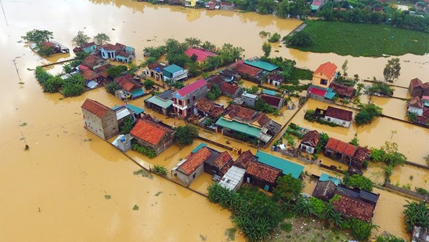 Les inondations survenues au Vietnam abordees en marge de la conference Habitat III hinh anh 1