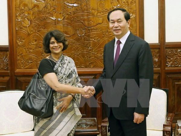 Le Vietnam s'engage a prendre part aux efforts communs de l'ONU hinh anh 1
